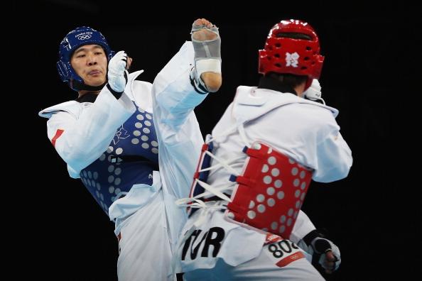 Taekwondo London 2012