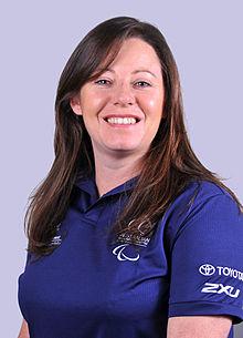 Tina McKenzie head and shoulders