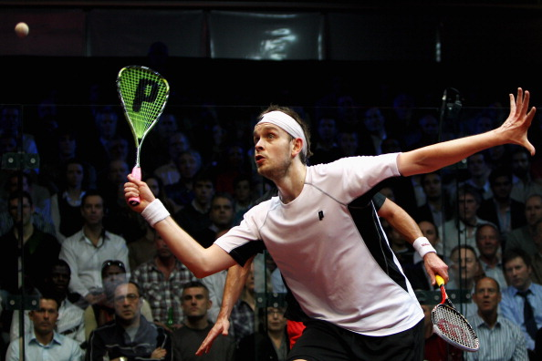 Yorkshire is home to world number one James Willstrop