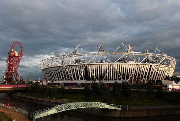 london 2012 olympic park 111212