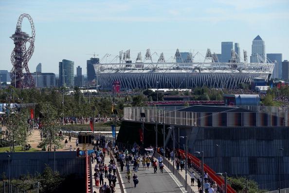 london 2012 olympic park eton manor