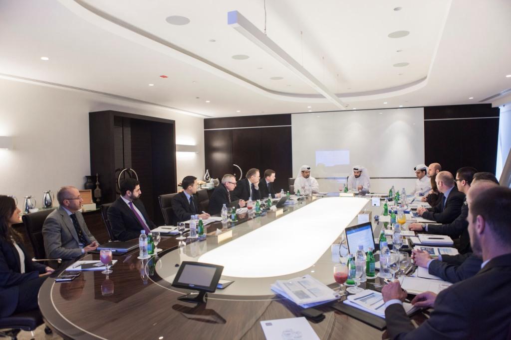 q22 fifa meeting Sheikh Hamad Bin Khalifa Al Thani and Hassan Al Thawadi