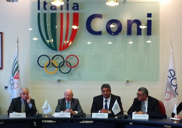 Baku sign deal for 2015 European Games with EOC