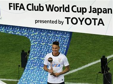 Corinthians win FIFA Club World Cup