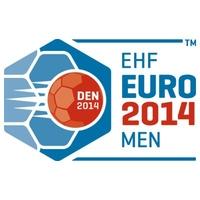 Euro 2014 handball log
