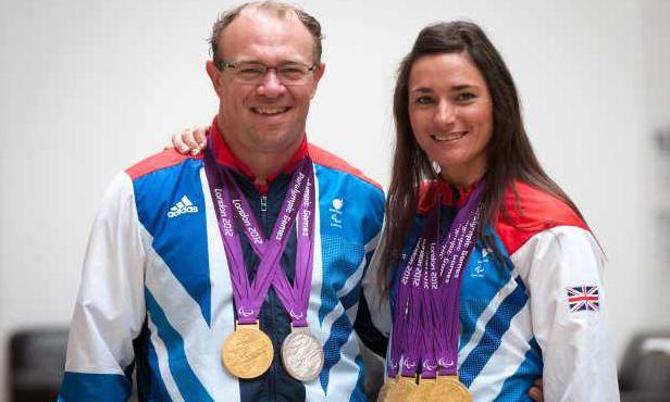 Sarah and Barney Storey