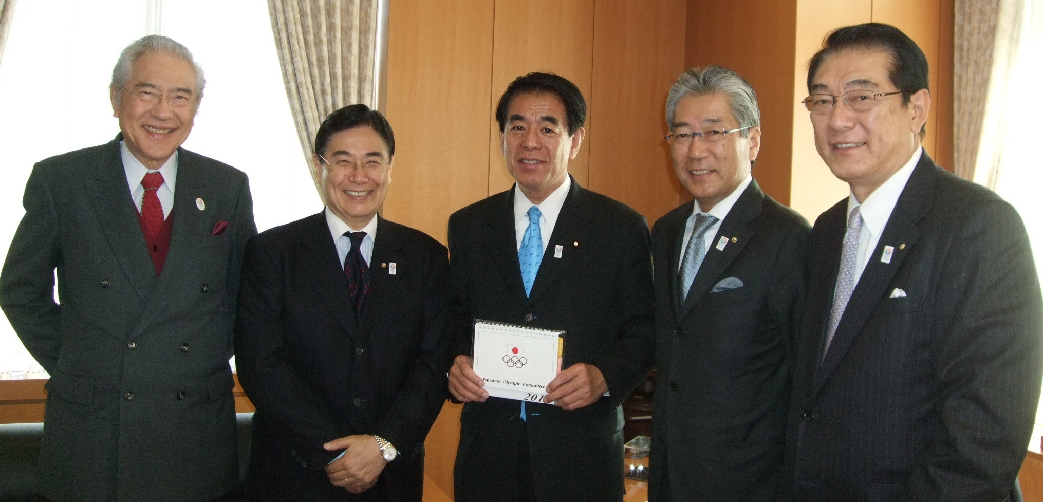 Tokyo 2020 with new Japanese Government