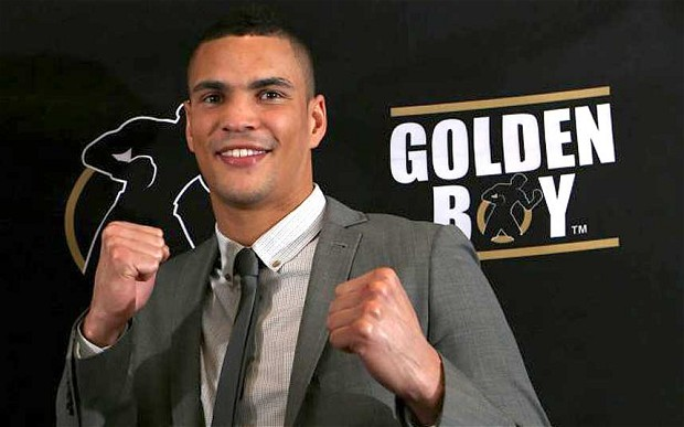 Anthony Ogogo has signed a promotional agreement with Golden Boy Promotions