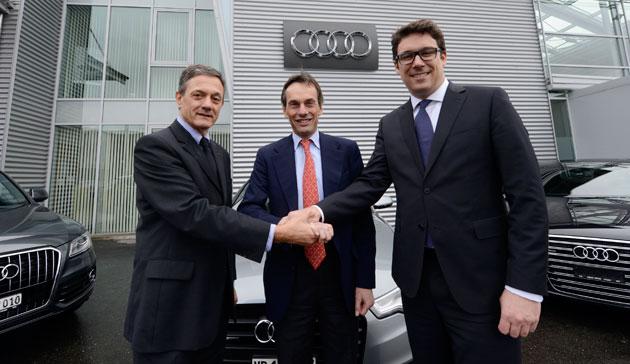 Audi IOC