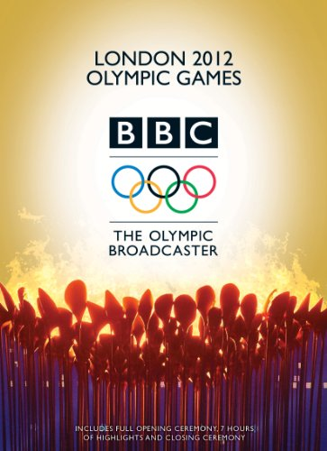 BBC London 2012 DVD