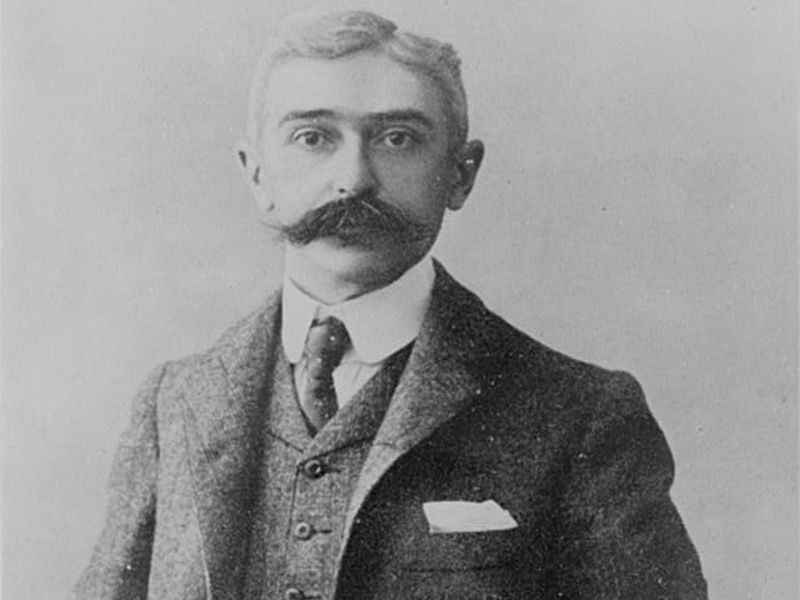 Baron Pierre de Coubertin 2