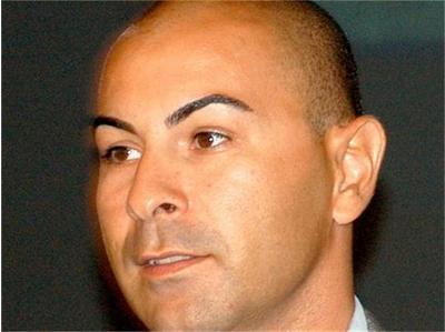 Bulgarian weightlifter Galabin Boevski