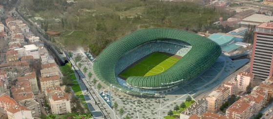 Bursa stadium