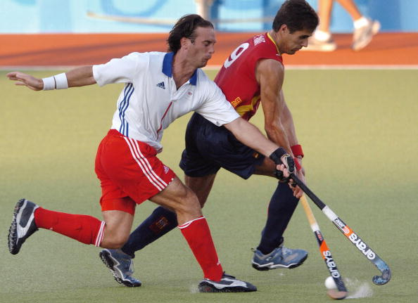 Craig Parnham represented Great Britain at the Sydney 2000 and Athens 2004 Olympic Games