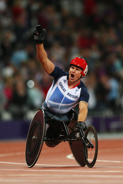 DavidWeir London 2012