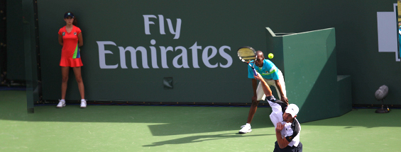 Emirates tennis