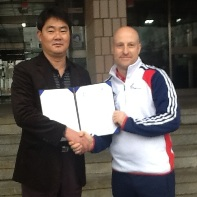 GB Taekwondo sign MOU with Seoul Olympic Sports High School