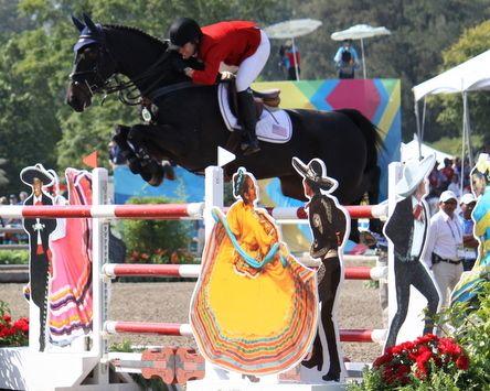 Guadalajara show jumping
