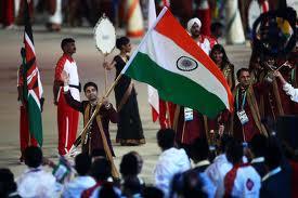 India at Delhi 2010 Opening Ceremony