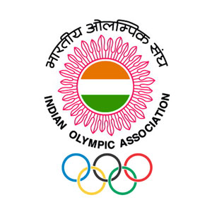 Indian Olympic Association logo
