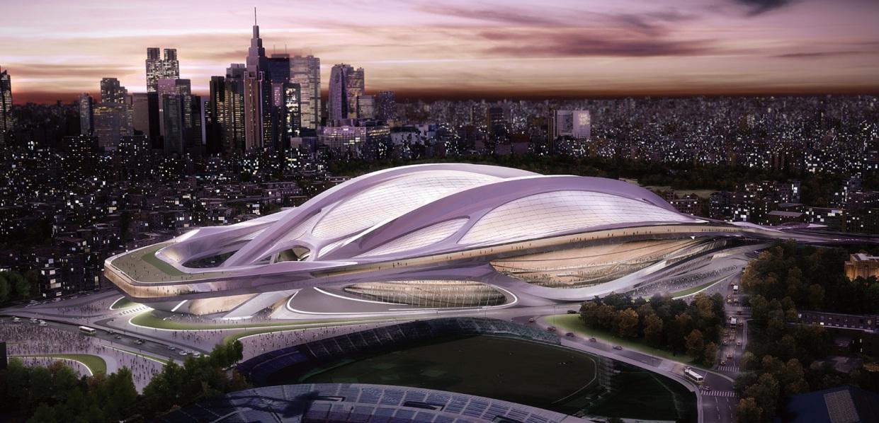 Kasumigaoka National Stadium redesign