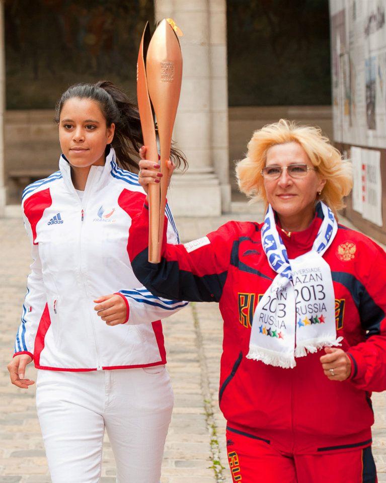 Kazan torch 2013