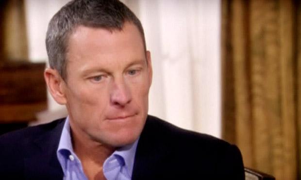 Lance Armstrong on Oprah Winfrey