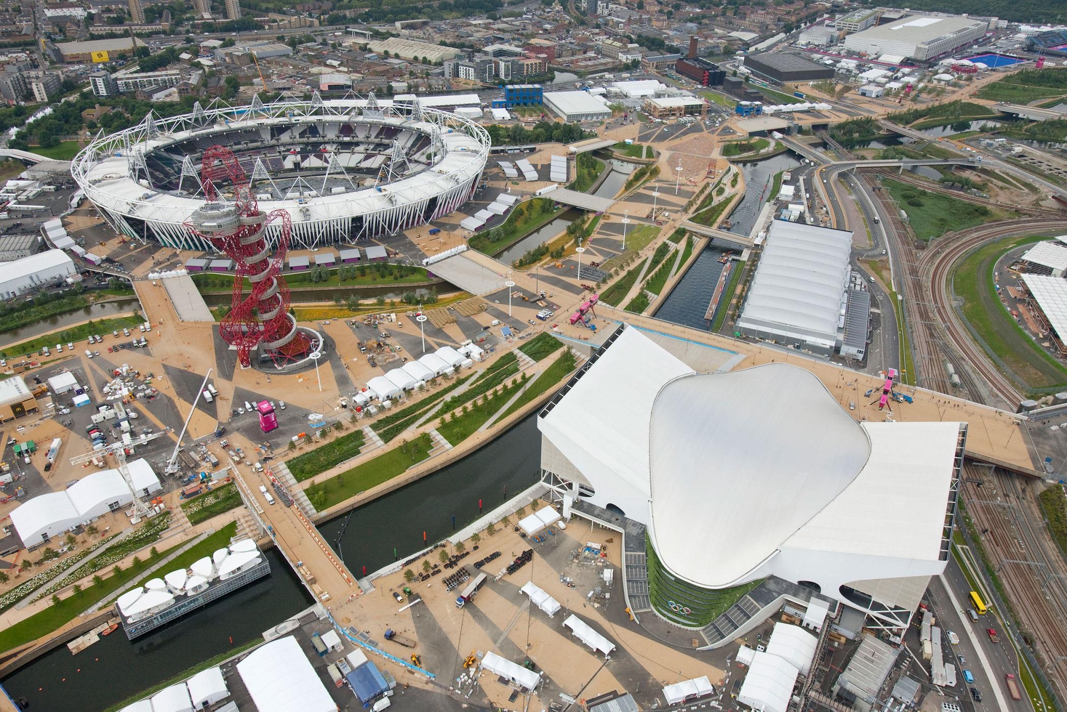 London 2012 Park