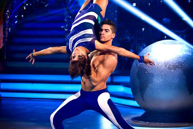 Louis Smith has just won Strictly Come Dancing