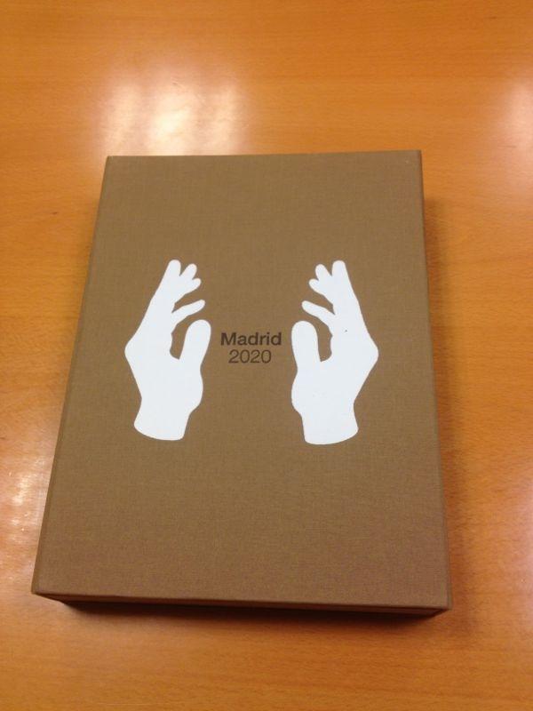 Madrid 2020 bid book