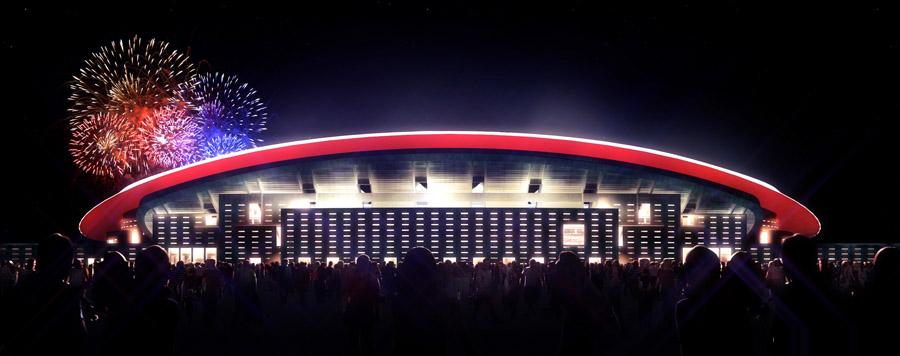 Madrid Stadium