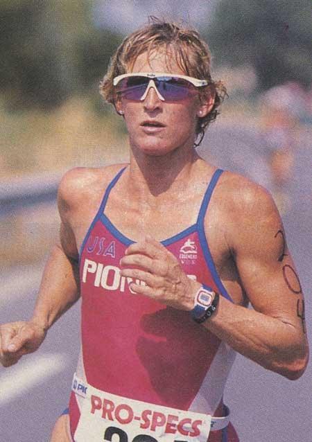 Mark Allen at Avignon 1989