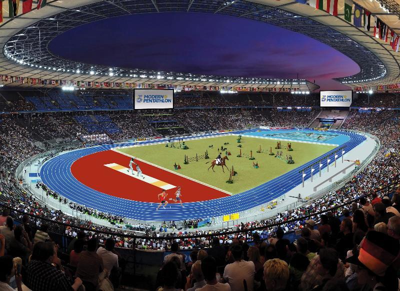 Modern Pentathlon Stadium