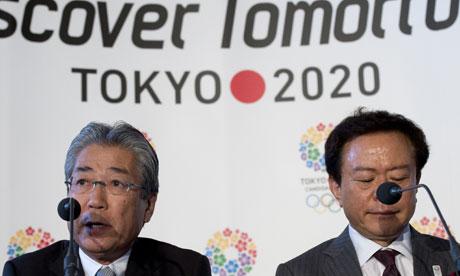 Naoki Inose with Takeda London January 10 2012