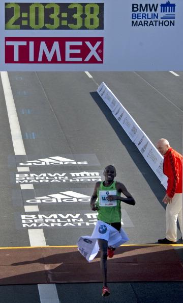 Patrick Makau world record