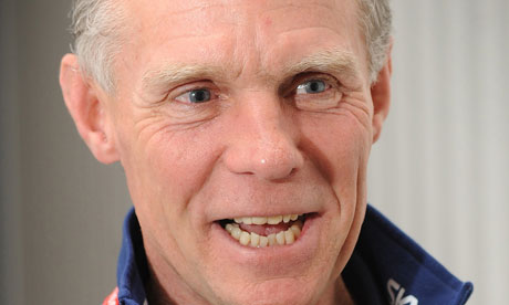 Shane Sutton head and shoulders