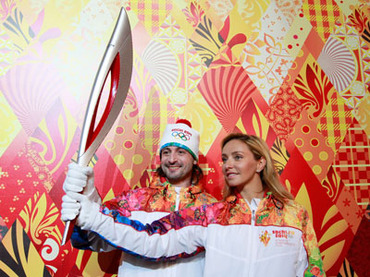 Sochi 2014 relay