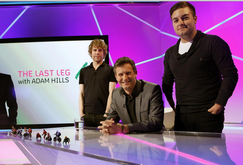 The Last Leg with Adam Hill