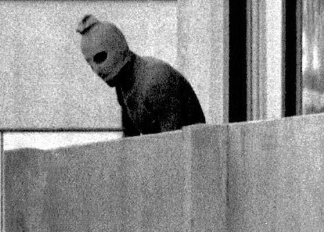The Munich 1972 Olympics were brutally marked by the seizure and murder of Israeli athletes by the Black September group