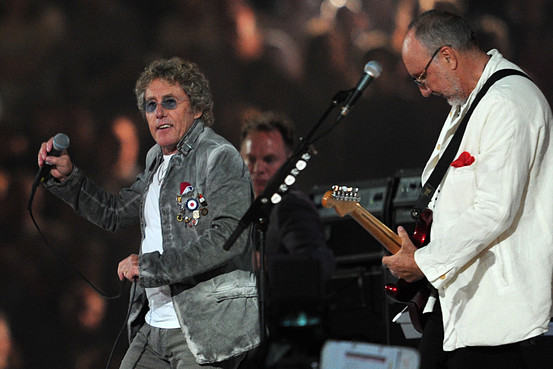 The Who at London 2012