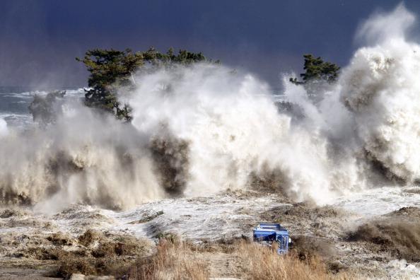 The devastating 2011 Tōhoku earthquake and tsunami of 2011