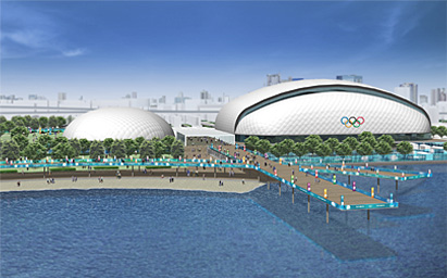 Tokyo 2020 Aquatic Centre