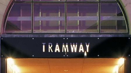 Tramway arts venue