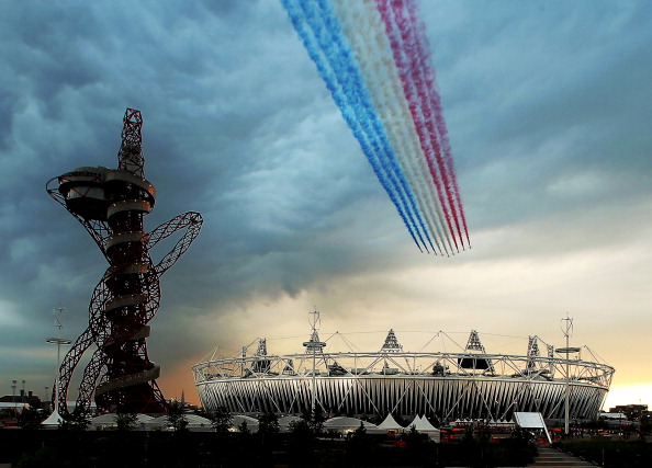 britain london 2012