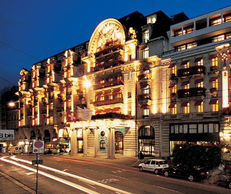 lausanne palace hotel