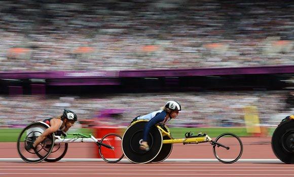 London 2012 Paralympics general