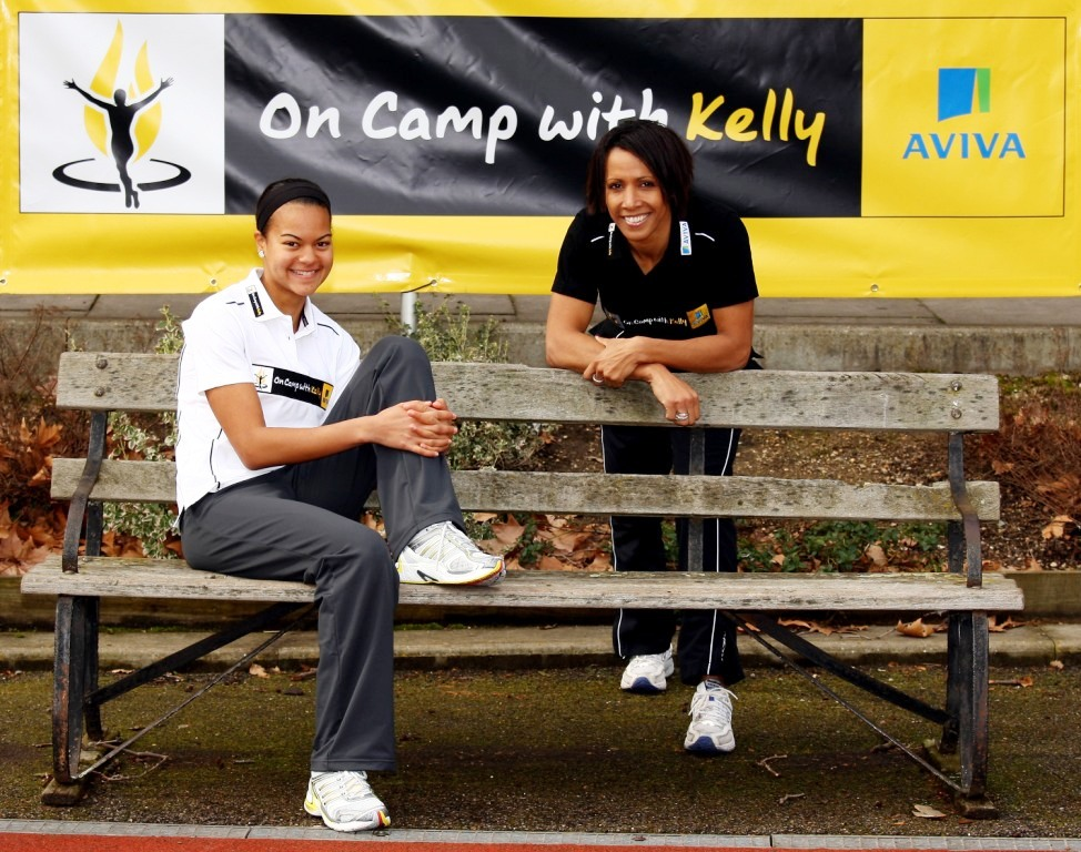 On Camp with Kelly