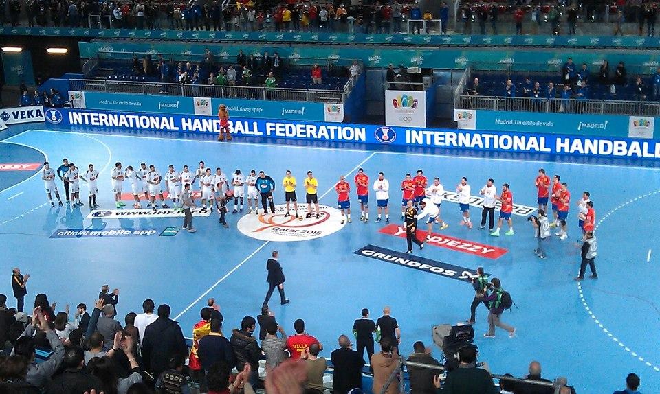 World Handball Championships Madrid January 11 2013
