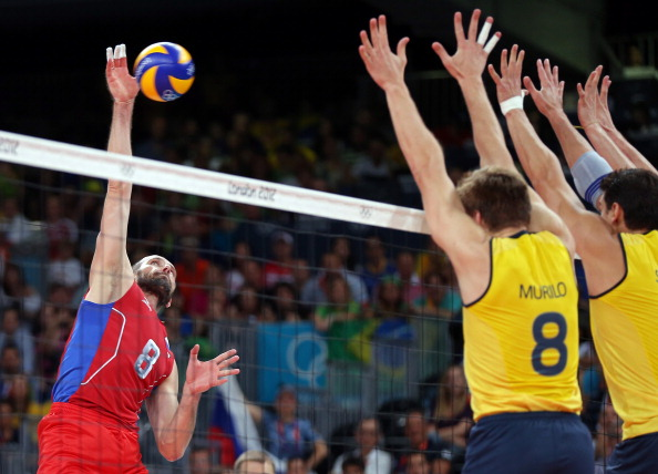 russia volleyball london 2012