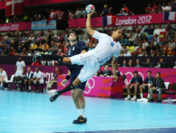 Handball was considered one of the major successes at London 2012